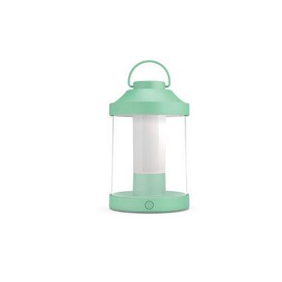 image Philips 1736085P0 ABELIA lanterne portable 1 x 1,5 W LED vert menthe