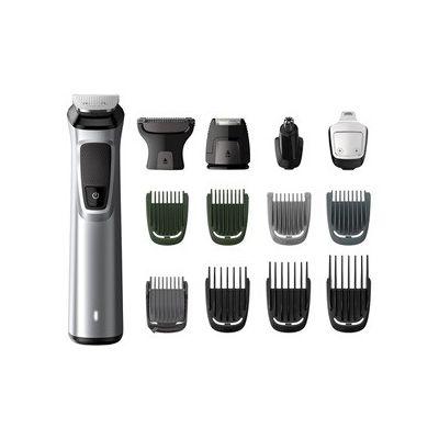 image Philips mg7720/15–Tondeuse barbe et précision 14en 1Tecnologia DualCut, autonomie de 120minutes