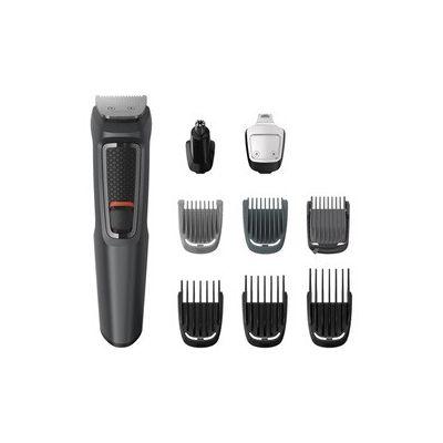 image Philips MG3757/15 Tondeuse Cheveux et Multi-Styles - Séries 3000 - 9 Accessoires