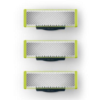 image Philips QP230/50 Lames de Remplacement OneBlade x3 (Durent Jusqu'à 12 Mois)