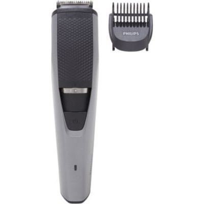 image Philips Tondeuse pour barbe Série 3000, 20longueurs de barbe - Pour une barbe de 3jours impeccable