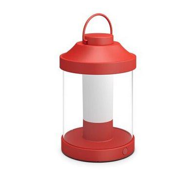 image Philips 1736032P0 ABELIA lanterne portable 1 x 1,5 W LED rouge