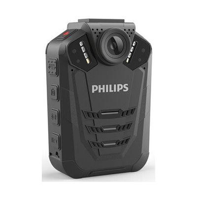 image Philips DVT3120 BODY-Recorder Hd vidéo et audio Caméra Piéton