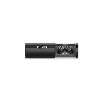image Philips ST702BK/00 - Ecouteurs intra-auriculaires True Wireless Bluetooth - Noir