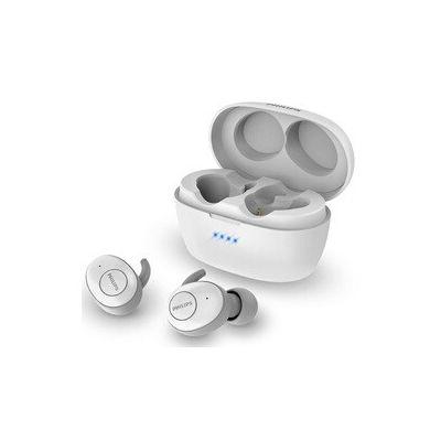 image Philips SHB2505WT/10 - Ecouteurs intra-auriculaires Bluetooth à réduction de bruit - 20h d'autonomie - Blanc