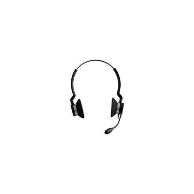 image produit Jabra Biz 2300 - Casque Stereo supra-auriculaire Quick Disconnect - Casque Filaire avec Microphone Antibruit Pour Téléphones de Bureau - livrable en France