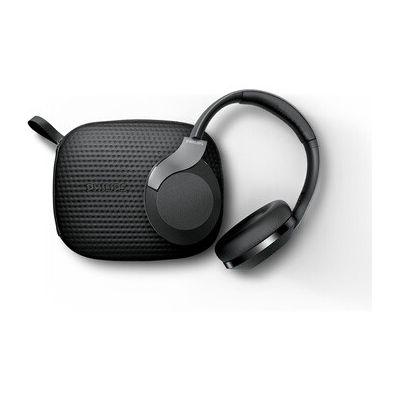 image Philips On Ear PH805BK/00 - Casque Bluetooth à réduction de bruit active (30 heures d'autonomie, Audio Hi-Res, microphone intégré, Assistant Google) noir