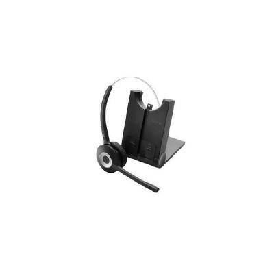 image Jabra Pro 935 Casque Mono Bluetooth - Casque Sans Fil, Antibruit et Grande Autonomie - Pour Logiciels Softphones et Téléphones Portables en Europe - Prise UE