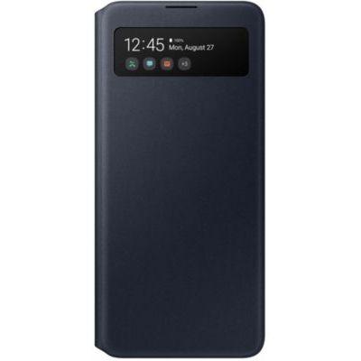 image Samsung Etui S View Wallet G A51 Noir