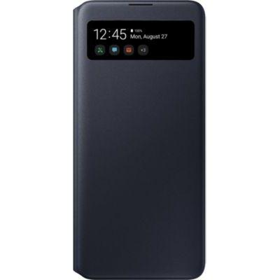 image Samsung Etui S View Wallet G A71 Transparent/Noir