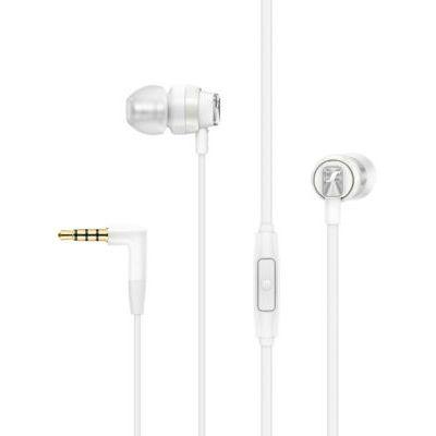 image Sennheiser CX 300S Écouteurs avec Télécommande Intelligente Universelle - Blanc