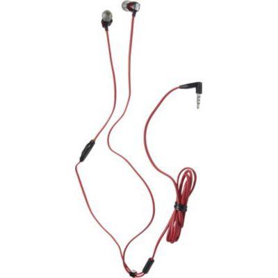image Sennheiser CX 300S Écouteurs avec Télécommande Intelligente Universelle - Rouge