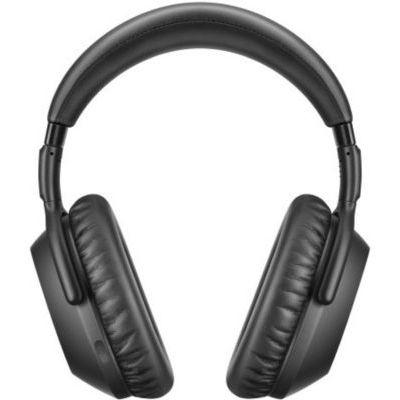 image Sennheiser PXC 550-II Wireless Casque d'écoute avec Alexa, Suppression du Bruit et Pause Intelligente - Noir 508337