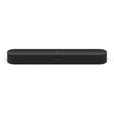 image Sonos Beam barre de son TV (Assistant Google, Alex, Air Play 2)  - Noir