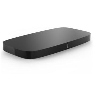 image Sonos Playbase Barre de son TV sans fil et enceinte wifi multiroom pour vos films, jeux vidéo et musique en streaming - compatible dolby digital, apple tv et gaming - Noir