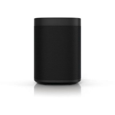 image Sonos One SL - Enceinte Sans Fil - Multiroom Wifi - Air Play 2 - Son Clair - Interface Tactile - Noir