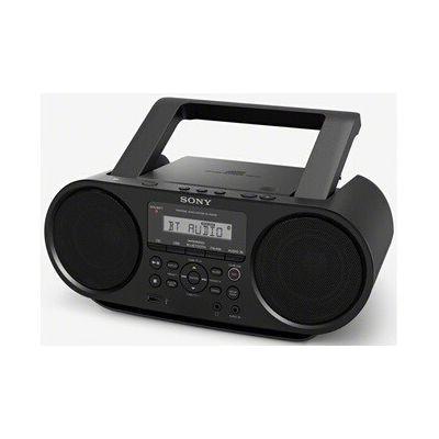 image Sony ZS-RS60BT Lecteur CD/MP3, USB Rec, Radio - Noir
