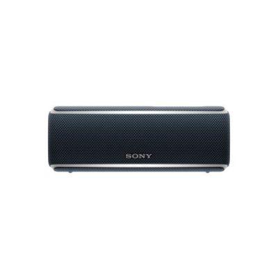 image Sony SRS-XB21 Enceinte portable sans fil Bluetooth Waterproof avec effet lumineux - Noir