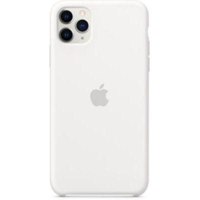 image Apple Coque en Silicone (pour iPhone 11 Pro Max) - Blanc