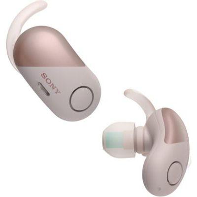image Sony WF-SP700N Ecouteurs Sport Veritablement Sans Fil à Reduction de bruit - Rose, avec Amazon Alexa Intégrée