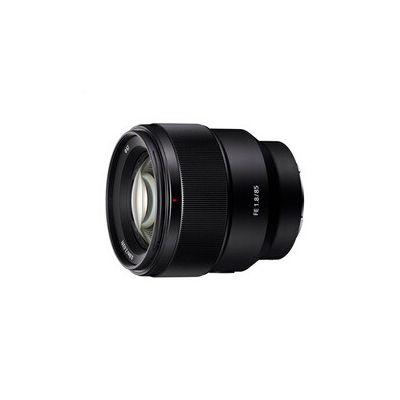 image Sony SEL-85F18 Objectif 85 mm Ouverture F1.8 Plein Format pour Monture E Sony