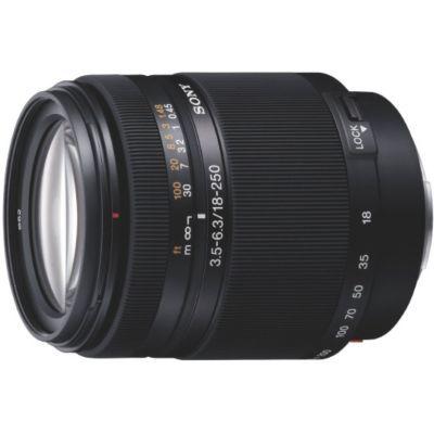 image Sony Objectif SAL-18250 Monture A APS-C 18-250 mm F3.5-6.3