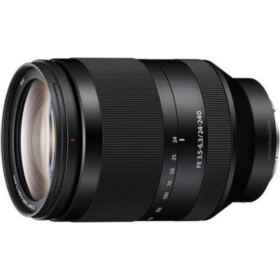 image Sony SEL24240 FE 24-240 mm f/3.5-6.3 OSS   Objectif Plein format Grand angle