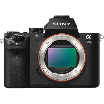 image Sony Alpha 7 II | Appareil Photo Numérique Hybride Plein Format ( 24,2 Mp, Autofocus Hybride Rapide, Stabilisation Interne 5 Axes, Format Vidéo Xavc S) (ILCE7M2, A7M2)