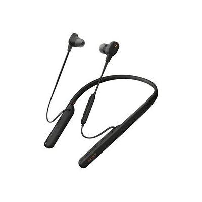 image Sony WI-1000XM2 Écouteurs Intra-Auriculaires sans Fil à Réduction de Bruit, Noir