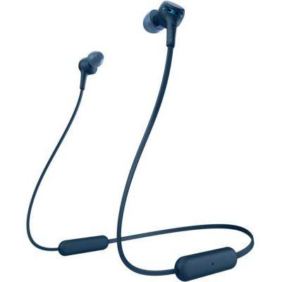 image Sony WI-XB400 Écouteurs Intra-Auriculaires sans fil Extra Bass - Bleu
