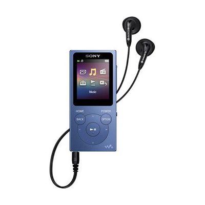 image Sony NWE393L.CEW Lecteur MP3 Portable Bleu