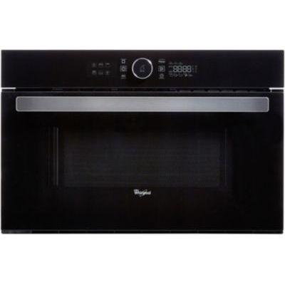 image produit Micro ondes Grill Encastrable Whirlpool AMW730NB - Micro-Ondes + Grill Integrable Noir - 31 litres - 1000 W
