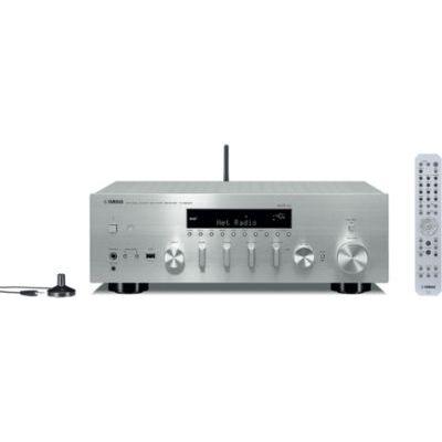 image Amplificateur hi-fi Yamaha R-N803D SILVER