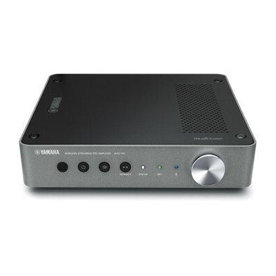 image YAMAHA WXC-50 – Pre-amplificateur HiFi bluetooth – Système audio Multiroom, Wifi, Airplay – Compatible avec smartphones et ordinateurs – Noir