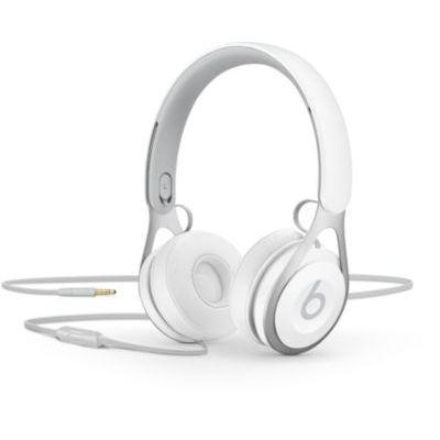 image Casque filaire BeatsEP- Sans batterie pour une écoute sans limite, micro et commandes intégrées- blanc