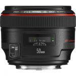 image produit Canon - 1257B005 - Objectif - EF 50 mm f/1,2L USM - livrable en France
