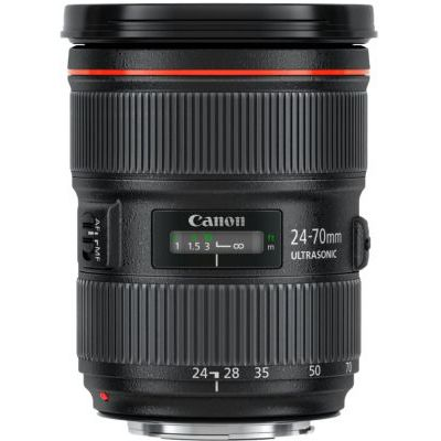image Canon Objectif EF24-70mm F/2,8 L IIUSM
