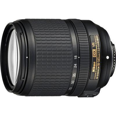 image Objectif pour Reflex Nikon AF-S DX 18-140mm f/3.5-5.6G ED VR Nikkor
