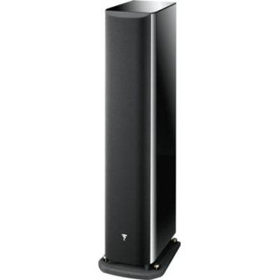 image Focal Aria 936 Noir Haut-Parleur - Hauts-parleurs (3-Voies, 1.0 canaux, avec Fil, 39-28000 Hz, 8 Ohm, Noir)