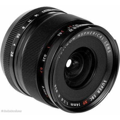 image Fujifilm Objectif XF-14 mm/F2.8R Noir