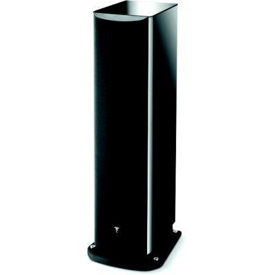 image Enceinte colonne Focal Aria 948 Black High Gloss X1