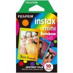 image produit Fujifilm Instax Mini Rainbow Film 10 poses