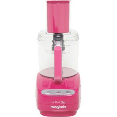 image Magimix Robot de cuisine Mini Plus rose bonbon