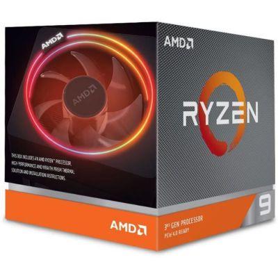 image Processeur AMD RYZEN9 3900x Socket AM4 (3.8Ghz+64Mb) 100100000023Box *9950
