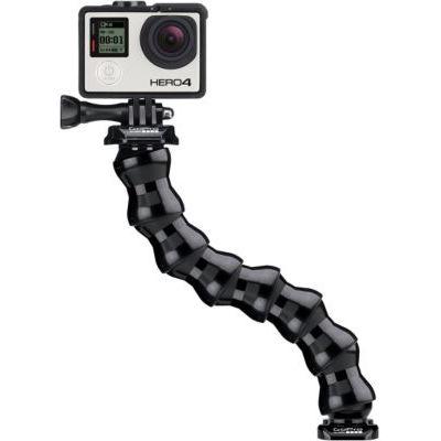 image GoPro Gooseneck Fixation Flexible avec Bras de Serrage pour Caméra GoPro Noir