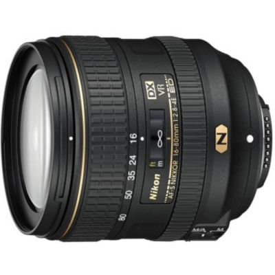 image Objectif pour Reflex Nikon AF-S DX 16-80mm f/2.8-4 ED VR