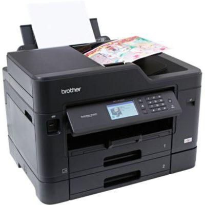 image Imprimante jet d'encre Brother MFC-J5730DW