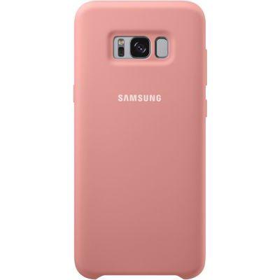 image Samsung Original Coque en Silicone pour Samsung Galaxy S8 Plus - Rose