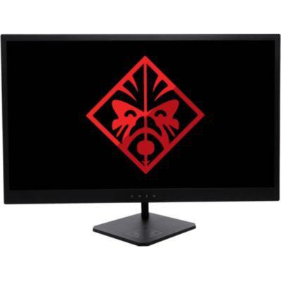 """image HP OMEN 25 Ecran Gaming PC Full HD 25"""" Noir (TN/LED, HDMI/DisplayPort, 1920 x 1080, 16:9, 144 Hz, 1 ms, AMD Free-SYNC) (Ref: Z7Y57AA)"""