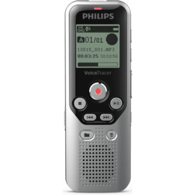 image Dictaphone Philips Voice Tracer DVT1250/00